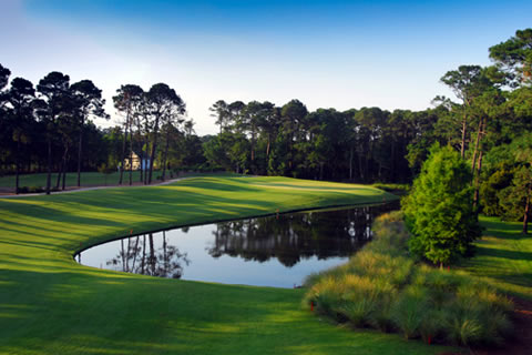 Palmetto Golf Course at Myrtlewood Golf Club